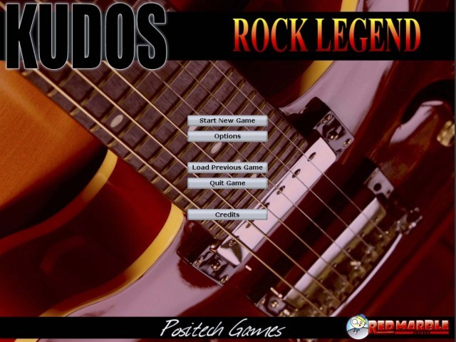 Kudos: Rock Legend (2008)