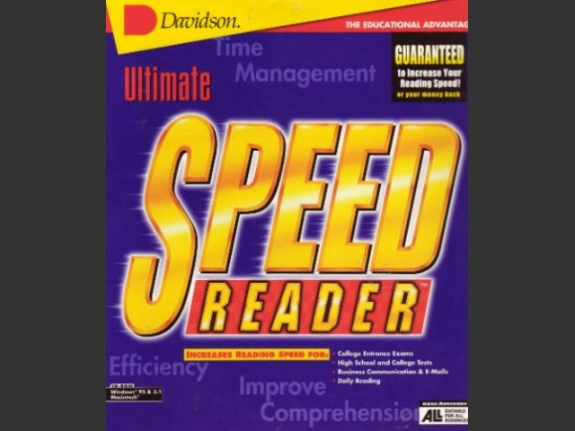 Ultimate Speed Reader (1997)