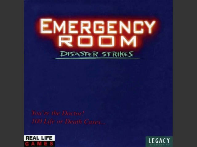 Emergency Room: Disaster Strikes (1999)