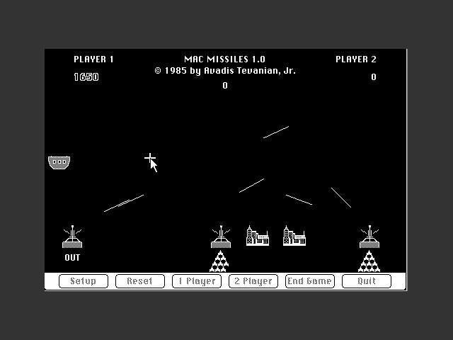 Mac Missiles (1985)