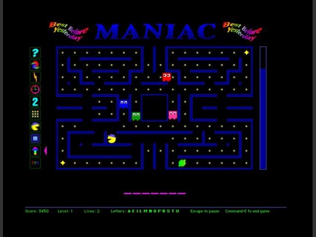 Maniac Lite v2.1.1 (1994)