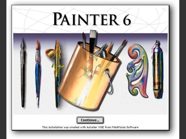 Painter 6 (1999)
