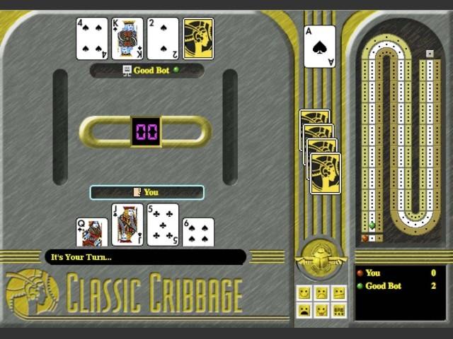 Classic Cribbage (2001)