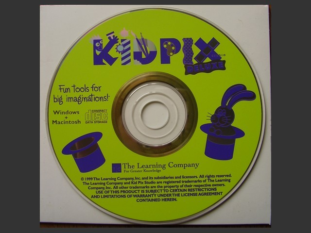 CD (re-run version from 1999)