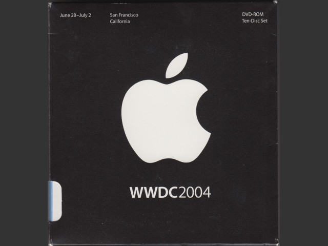 Apple WWDC 2004 Conference Sessions (2004)