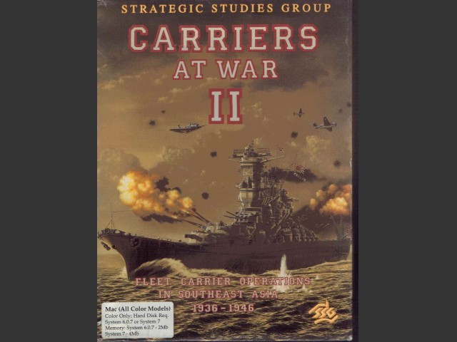 Carriers at War II (1993)