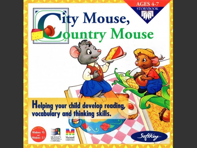 City Mouse, Country Mouse (1996)