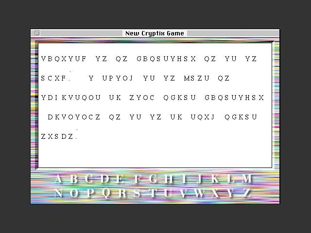 Cryptix (1995)