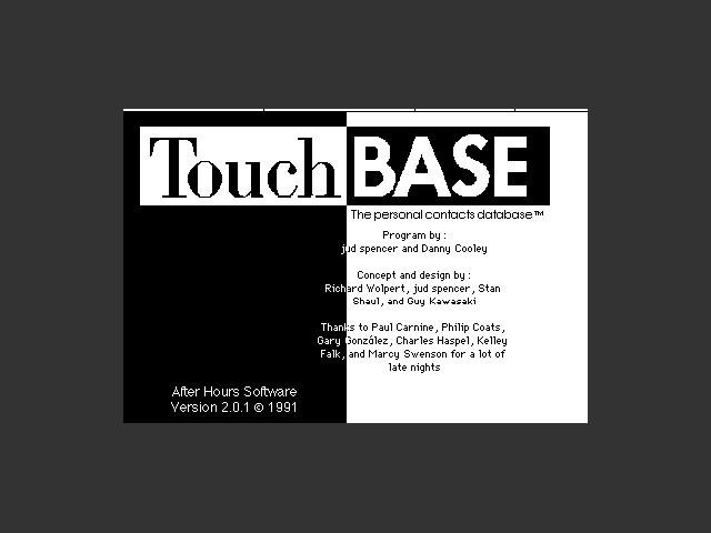 TouchBASE (1991)