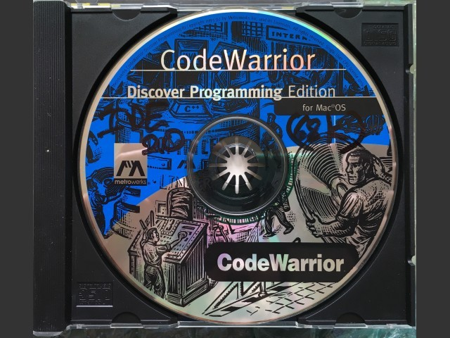 CodeWarrior Discover Programming Edition (1997)