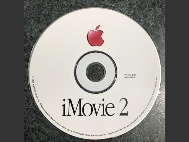 691-2953-A,,iMovie v2.0.3 2000 (CD) (2000)
