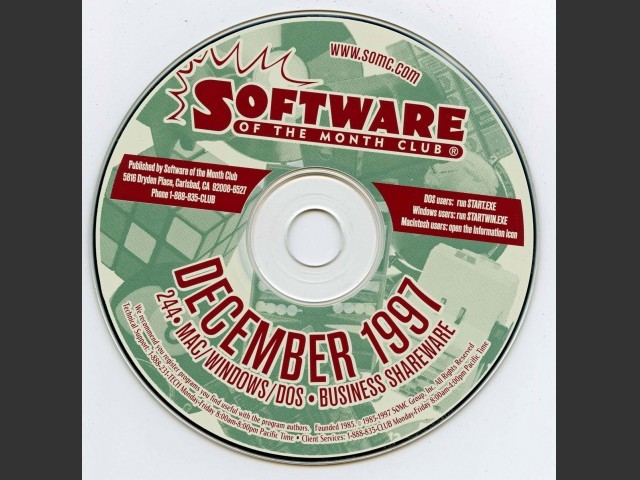 Software of the Month Club: Business 1997 (1997)