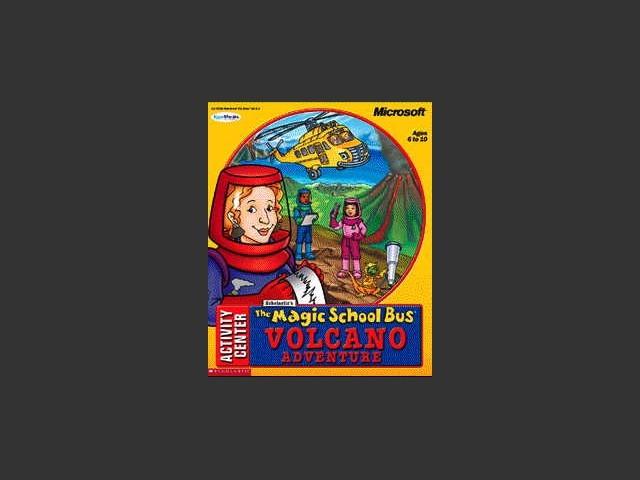The Magic School Bus: Volcano Adventure (2001)