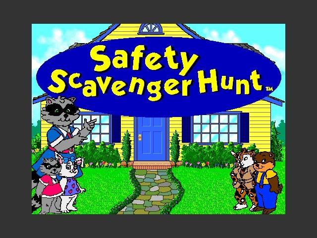 Safety Scavenger Hunt (1995)