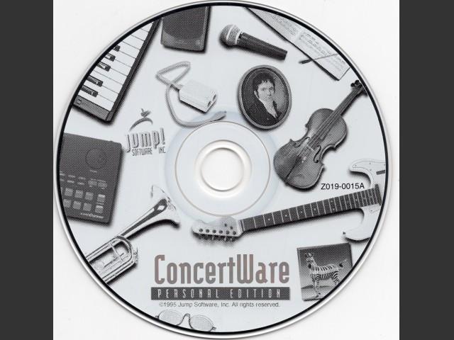 ConcertWare Personal Edition (1995)