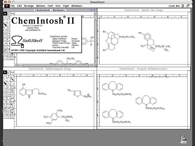 ChemIntosh II 2.0 (1990)