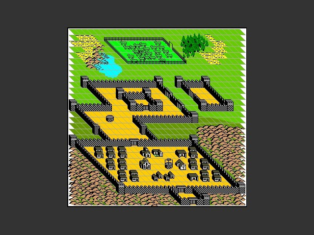 Map generated by RPG Map Maker