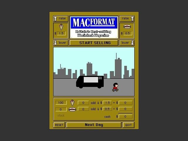 MacSnack (1995)