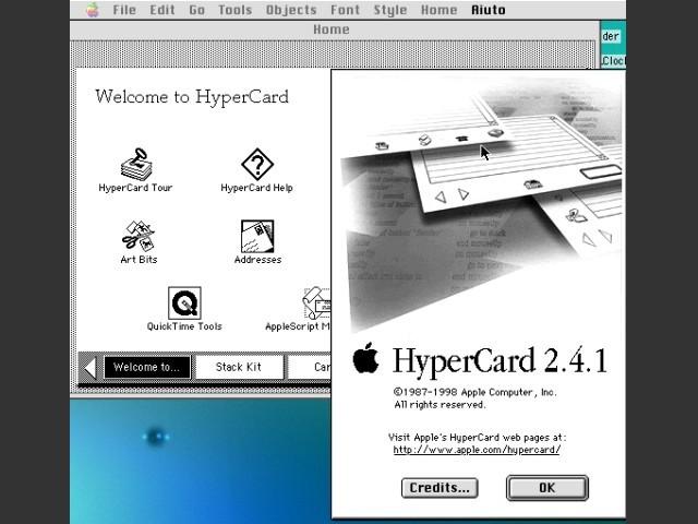 HyperCard title