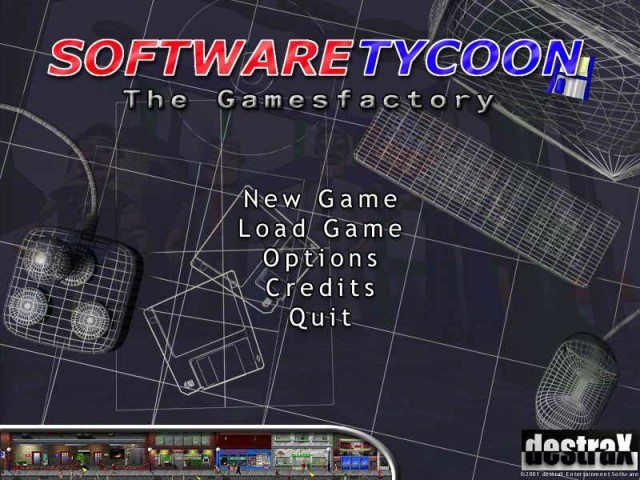 Software Tycoon: The Games Factory (2002)