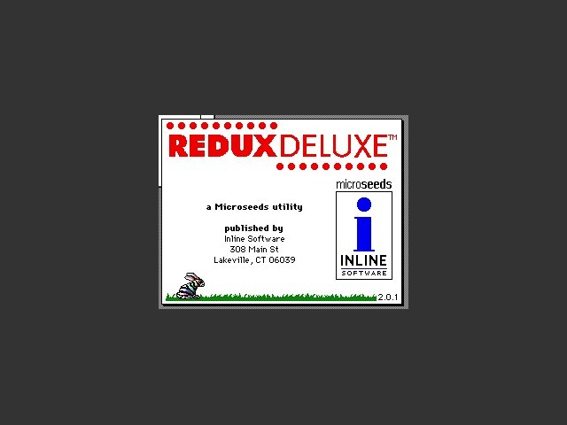 Redux Deluxe 2.0.1 (1993)