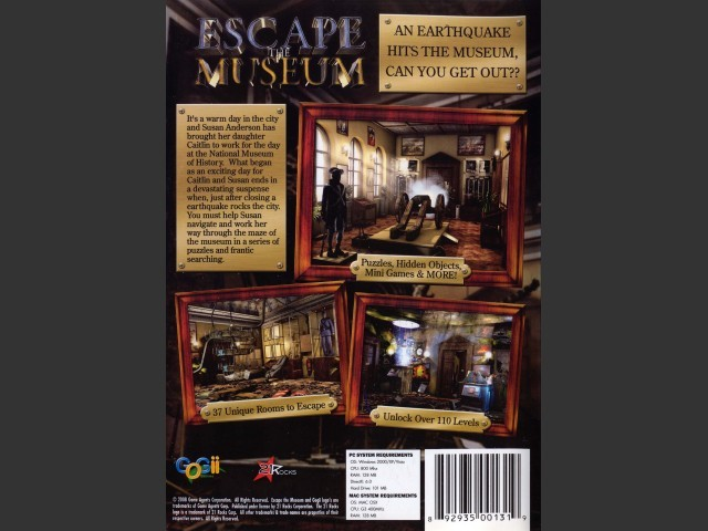 Escape the Museum (2008)