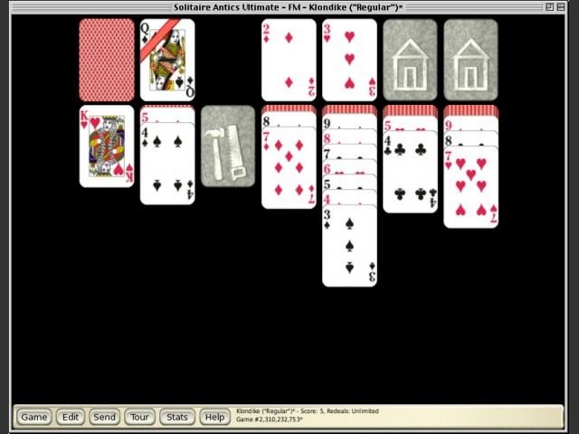 Solitaire Antics Ultimate (2002)