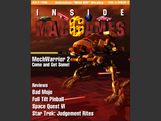 Inside Mac Games Vol 4x07 cover