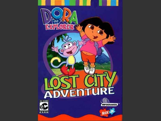 Dora the Explorer: Lost City Adventure (2002)