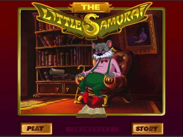 Magic Tales: The Little Samurai (1995)