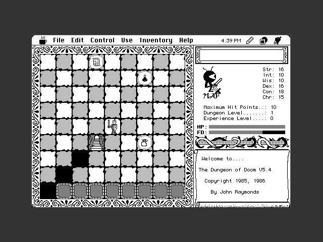 RPG Games - Macintosh Repository