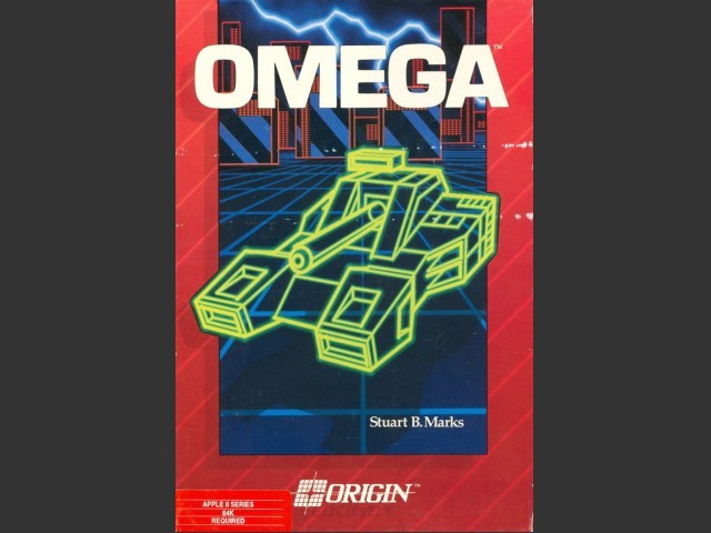 Omega (for Apple II) (1989)