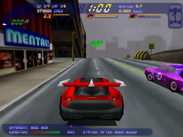 Carmageddon 2 (1998)
