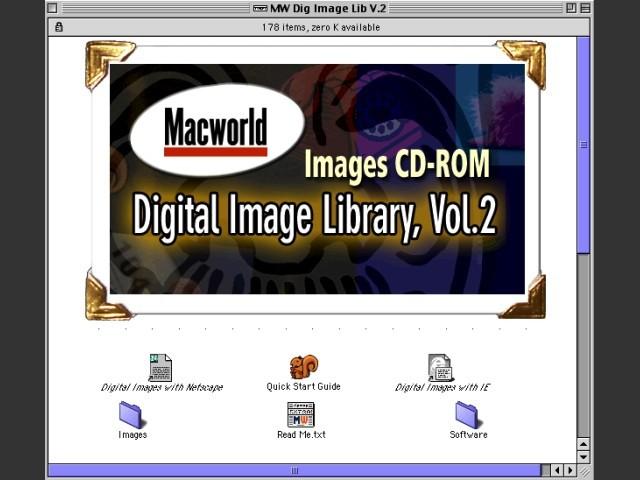 Macworld Digital Image Library Vol  2 - Macintosh Repository