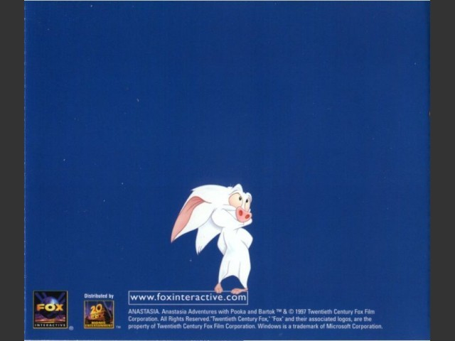 Anastasia: Adventures with Pooka and Bartok! (1999)