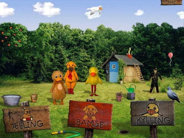 Bamses allerskoreste spille-rom (2002)