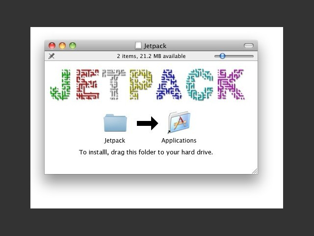 Jetpack (for OS X) (2008)