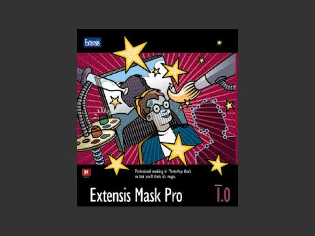 Extensis Mask Pro 1.0 (1997)