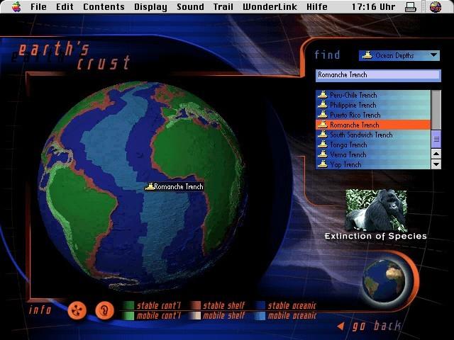 3D Atlas '97 (1996)