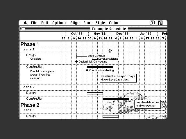 FastTrack Schedule 1.02 (1989)