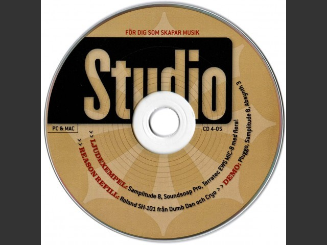 Studio Magazine CDs (0)