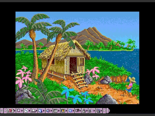 Treasure Cove! (1994)
