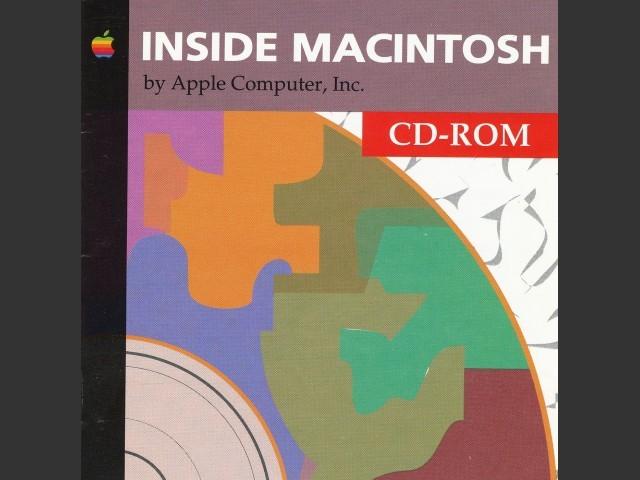 Inside Macintosh CD-ROM ISBN 0-201-94611-4