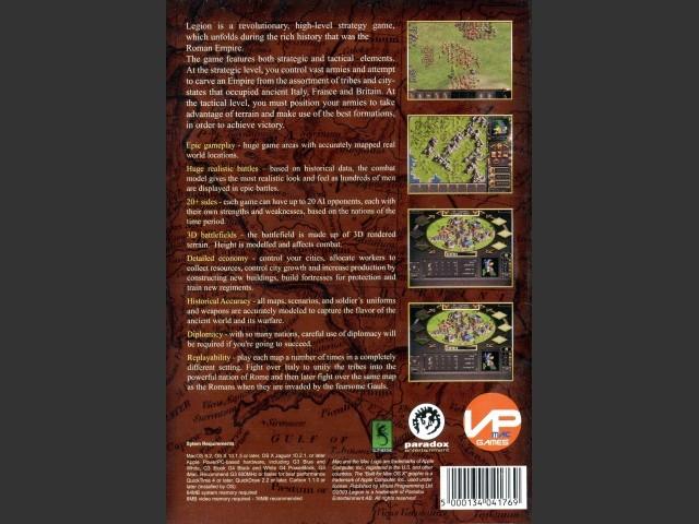 Legion (2003)