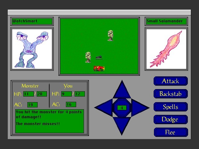 Arena Games (1995)