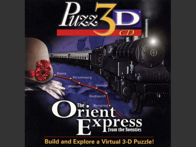 Puzz-3D: The Orient Express from the Twenties (2000)