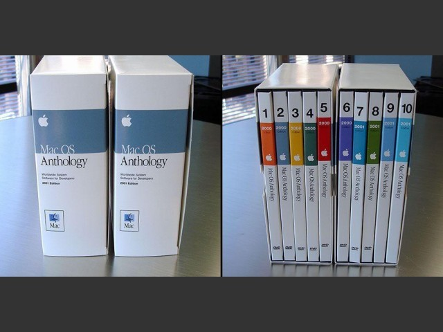 Collection library (2001 edition)