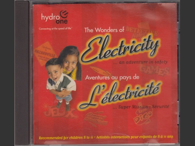 The Wonders of Electricity: An Adventure in Safety (2000)