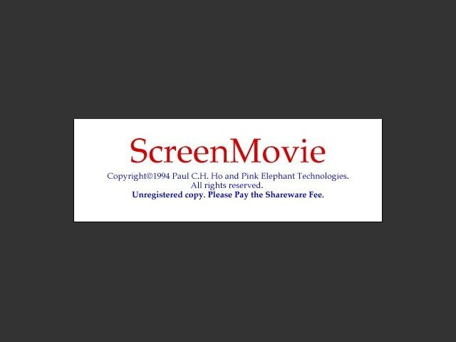 ScreenMovie (1994)
