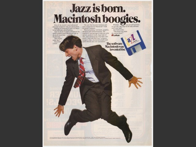 Lotus Jazz (1985)